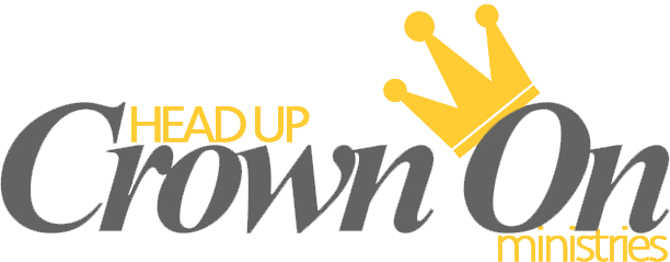 Head Up Crown On Ministries Logo